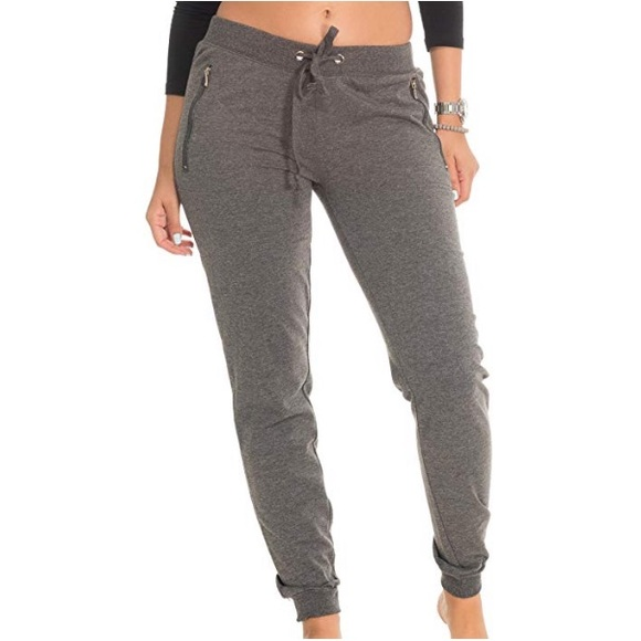 ff93dd013d Womens Jogger, Long, Zipper Pockets size small NWT